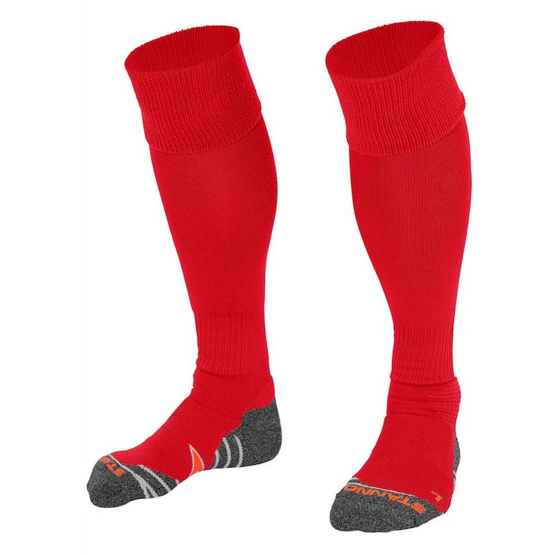 Dunfermline Uni Sock Red
