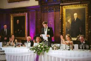 Durham Castle Master of Ceremonies