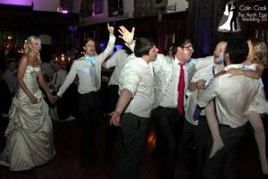 Another great Wedding Disco at Durham Castle by Wedding DJ Colin Cook