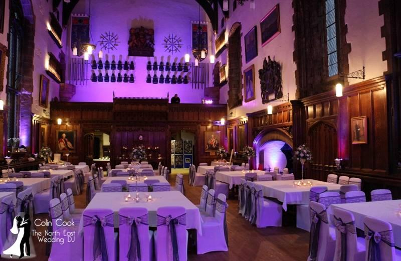 Durham-Castle-Wedding-Lighting-10
