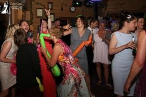 Alnwick Garden Treehouse Wedding Disco