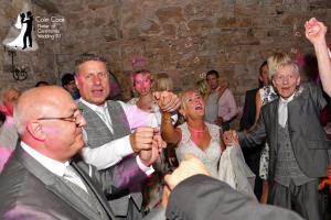 Best Wedding Disco at Crook Hall in Durham