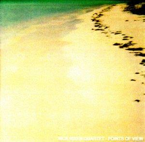 Nick Rixen Quartet - Points Of View CD cover