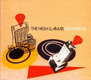 The High Llamas - Snowbug CD cover