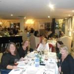 Sponsors Telitec enjoying the evening