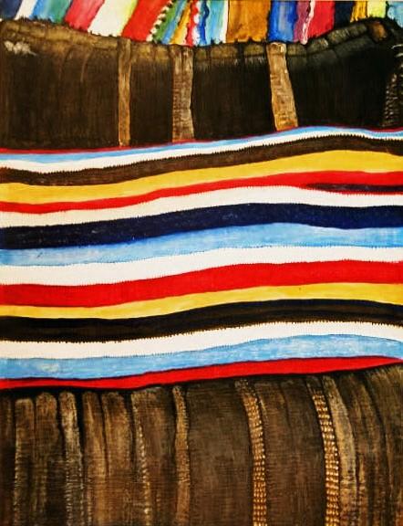 Mule Blankets & Saddles (II)