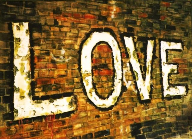 Love(lls) Wharf (Thames Path series).