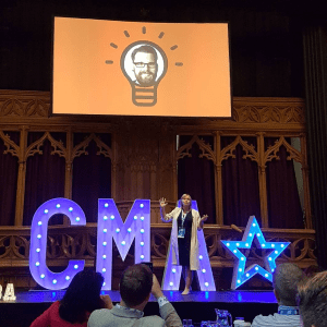 Sharon Menzies at CMA Live 2017