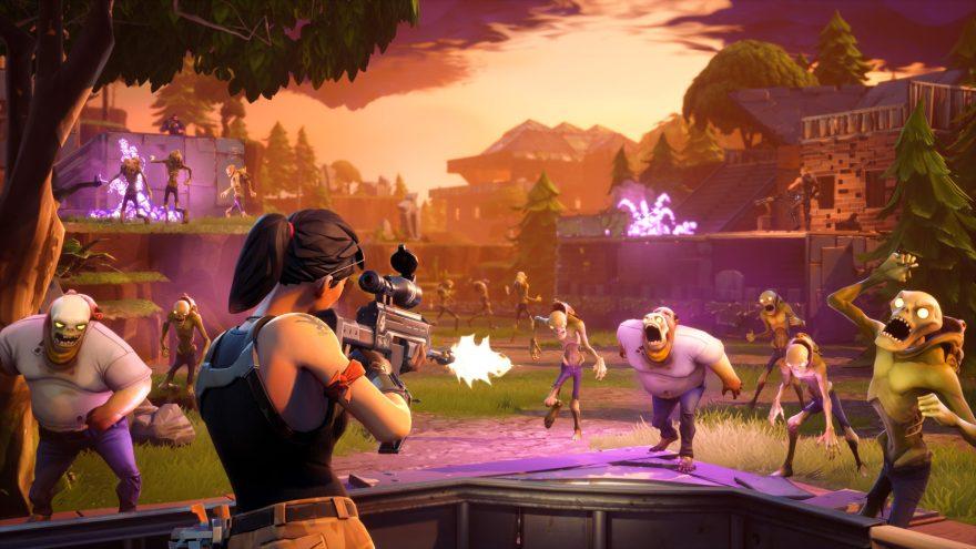 Fortnite Epic Games 4K Download