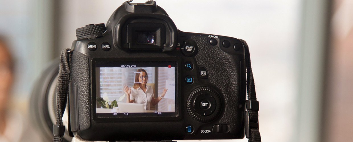 Video software can be used for more than e-learning videos and internal communications.