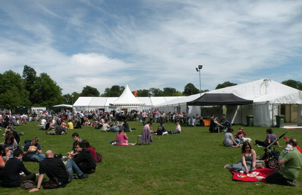 The Cambridge Beer Festival