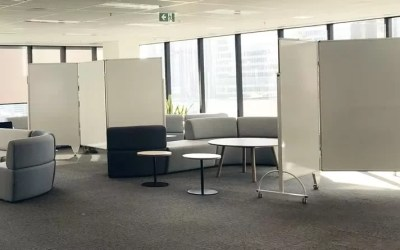 Learn how an Australian corporate created a flexible office space while reducing real estate costs