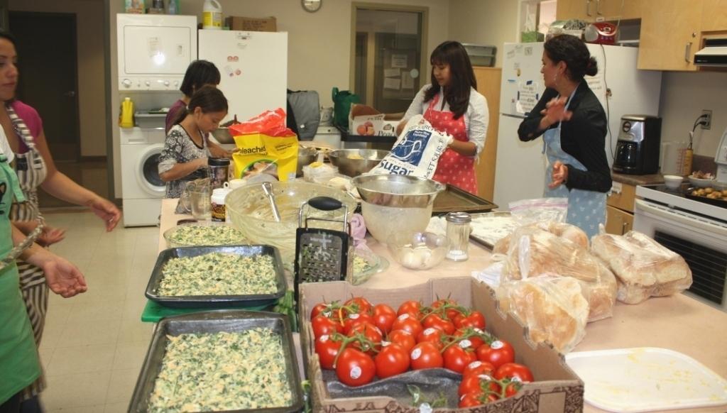 17 ways the Community Kitchen at Saanich Neighbourhood