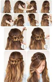 everyday hair updo tutorials