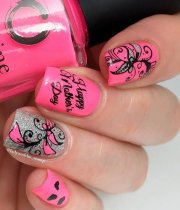 nail art ideas mother