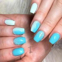 50 Easy And Glamorous Ombre Nail Art Design Ideas For ...