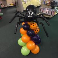 50 Enchanting Balloon Decoration Ideas For Halloween Party ...