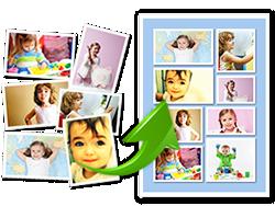 free photo grid collage
