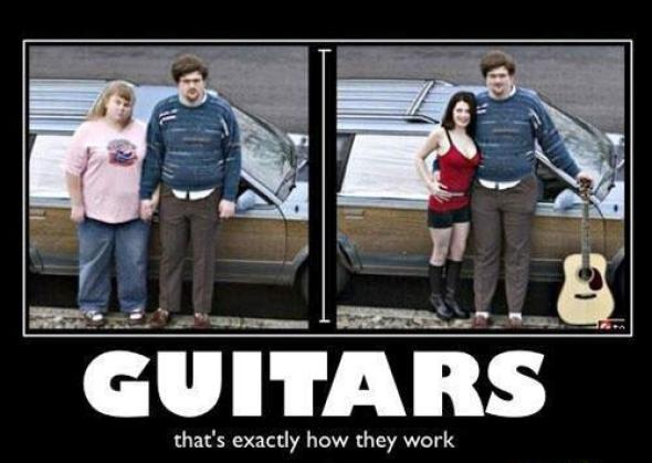 Guitars - How They Work
