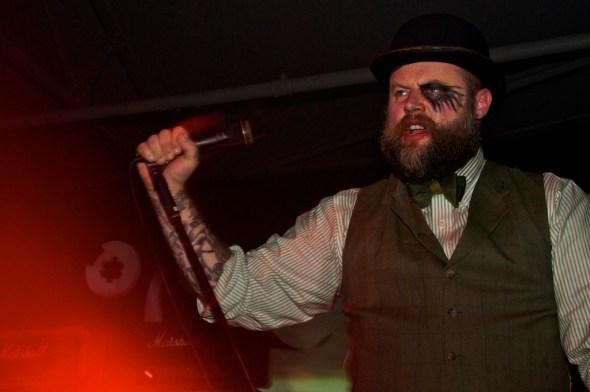 Turbonegro - 2011-10-23 Supersonic Festival, Birmingham – Greg Neate, www.neatephotos.com
