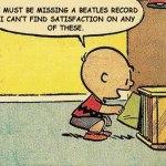 Charlie Brown beatles