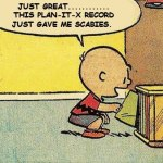 Charlie Brown plan-it-x
