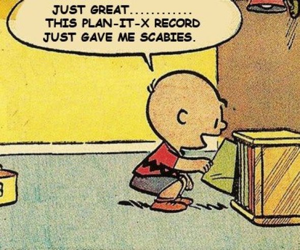 Charlie Brown plan-it-x