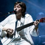 Aldous Harding @ Laneway 2018, RNA Showgrounds, Brisbane, Saturday 10 February 2018