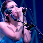 Wolf Alice @ Laneway 2018, RNA Showgrounds, Brisbane, Saturday 10 February 2018