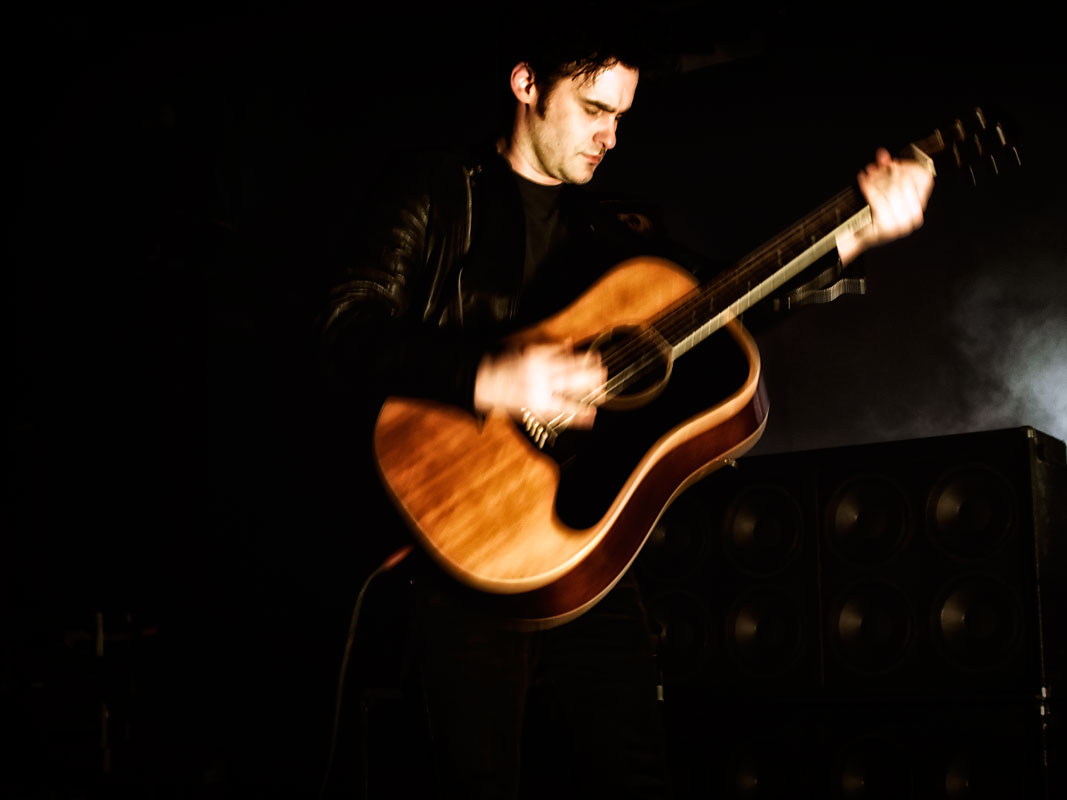 In Photos: Black Rebel Motorcycle Club + Stonefield @ The Tivoli, 22.03.2018