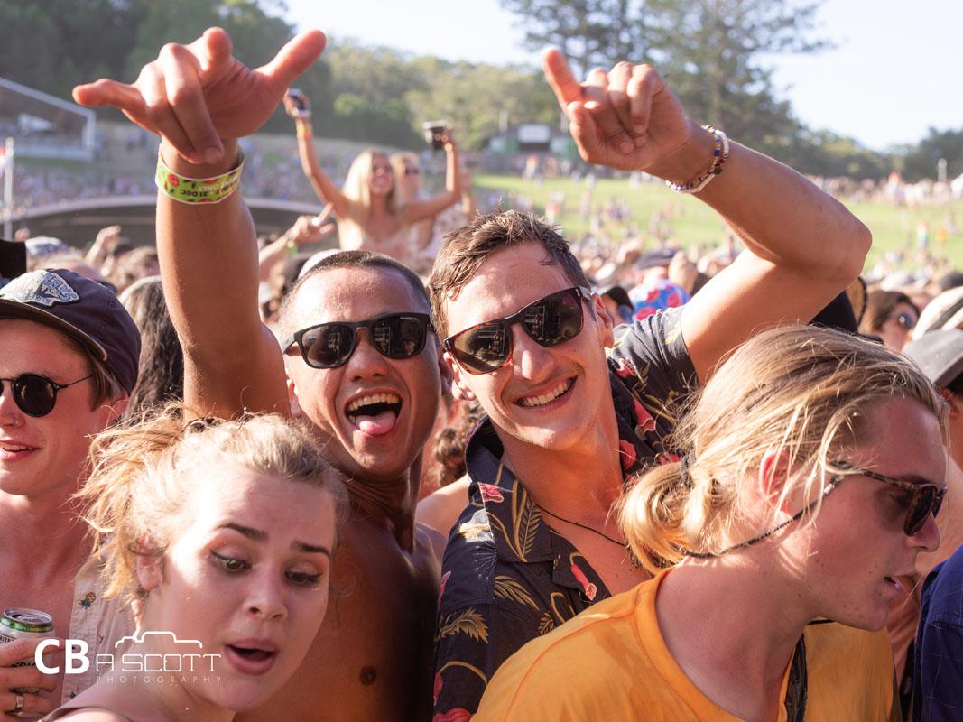 Falls Festival @ Byron Bay, 31.12.2018