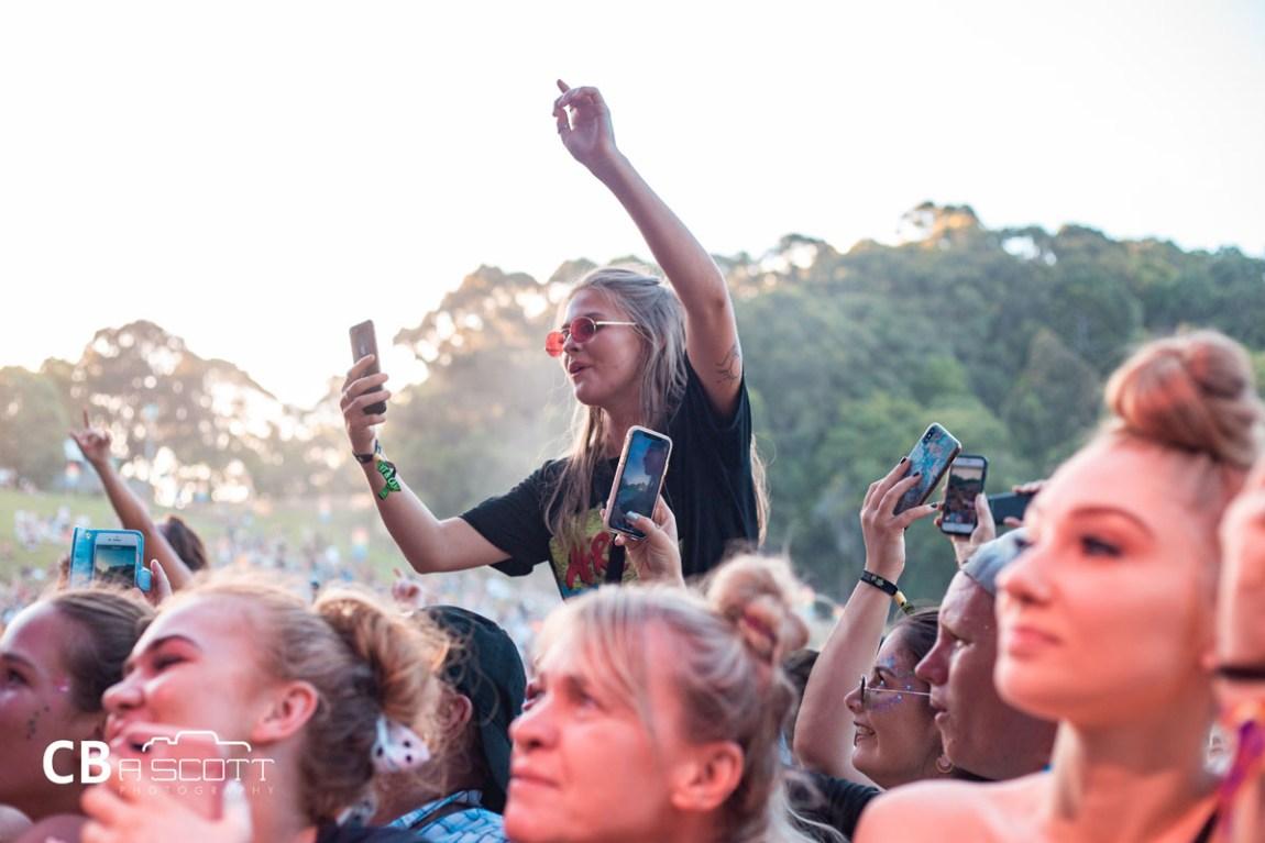 Falls Festival @ Byron Bay, 02.01.2019
