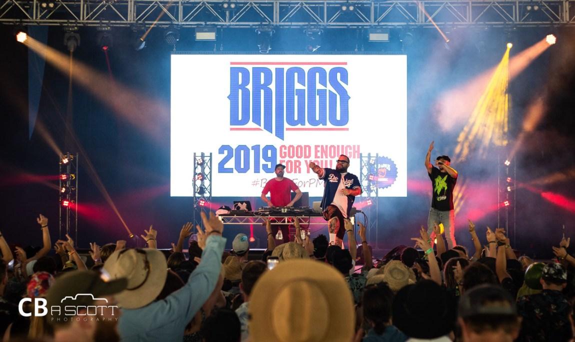 Briggs - Falls Festival @ Byron Bay, 01.01.2019