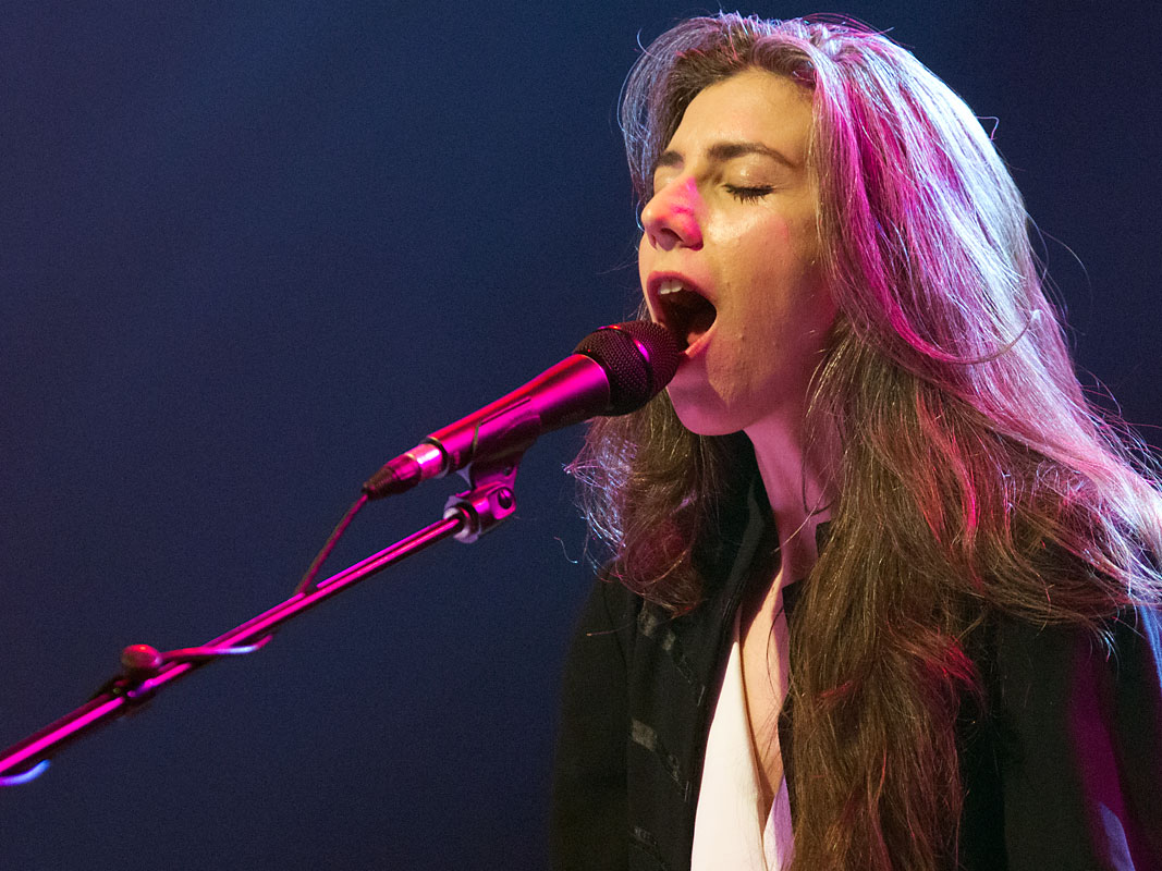 Julia Holter @ The Tivoli, Tuesday 22 January 2019