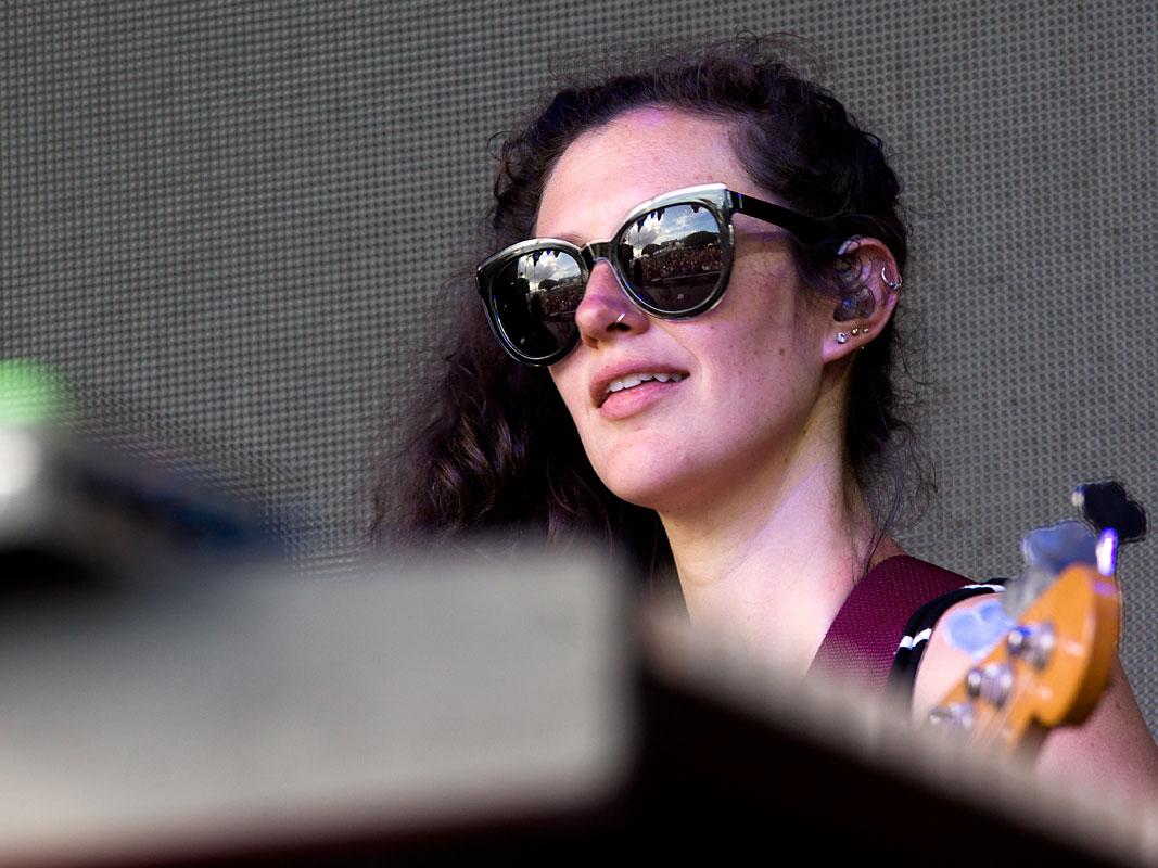 Mitski @ Laneway Festival, RNA Showgrounds, Brisbane, Saturday 2 February 2019