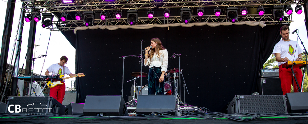 Clea @ Farmer & The Owl, MacCabe Park, Wollongong, Saturday 2 March 2019