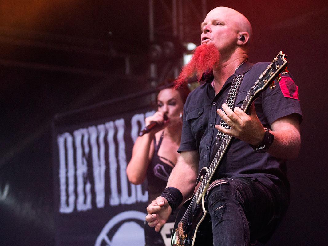 Devilskin @ Download Festival, Parramatta Park, Saturday 9 March 2019