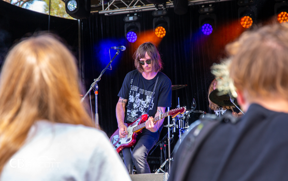 Flyying Colours @ Farmer & The Owl, MacCabe Park, Wollongong, Saturday 2 March 2019