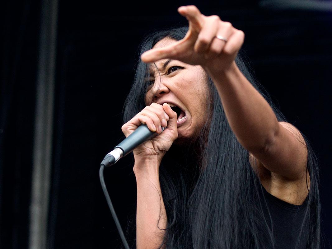 High Tension @ Download Festival, Parramatta Park, Saturday 9 March 2019