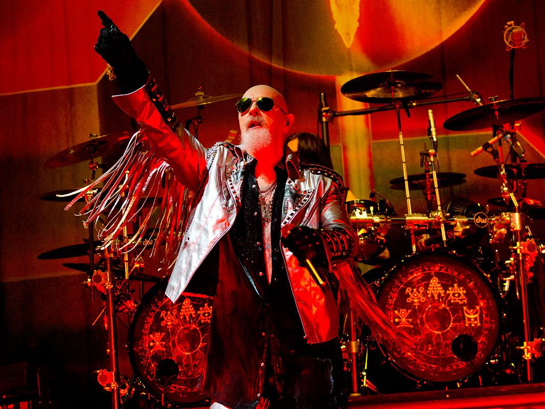 Judas Priest @ Download Festival, Parramatta Park, Saturday 9 March 2019