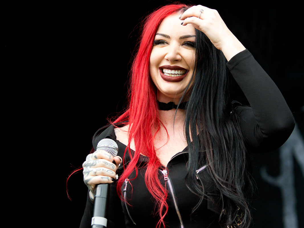 New Years Day @ Download Festival, Parramatta Park, Saturday 9 March 2019
