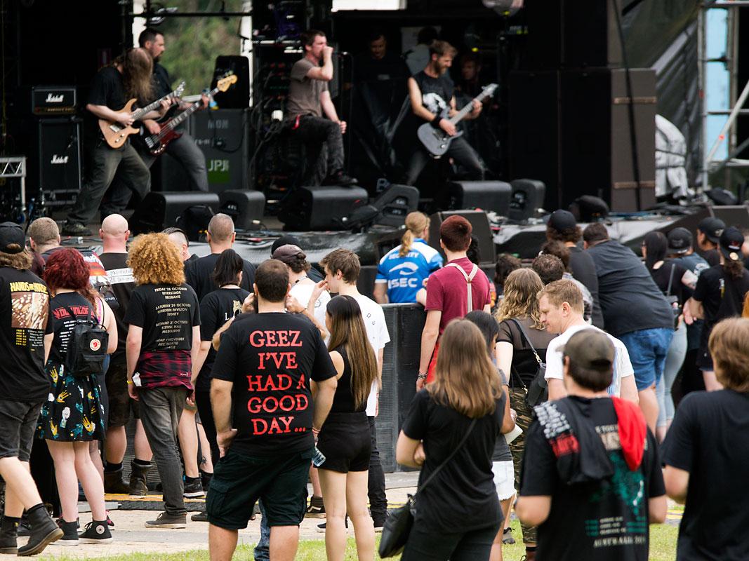 Download Festival, Parramatta Park, Saturday 9 March 2019