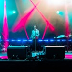 Crooked Colours @ Groovin The Moo, Maitland Showgrounds, Saturday 27 April 2019