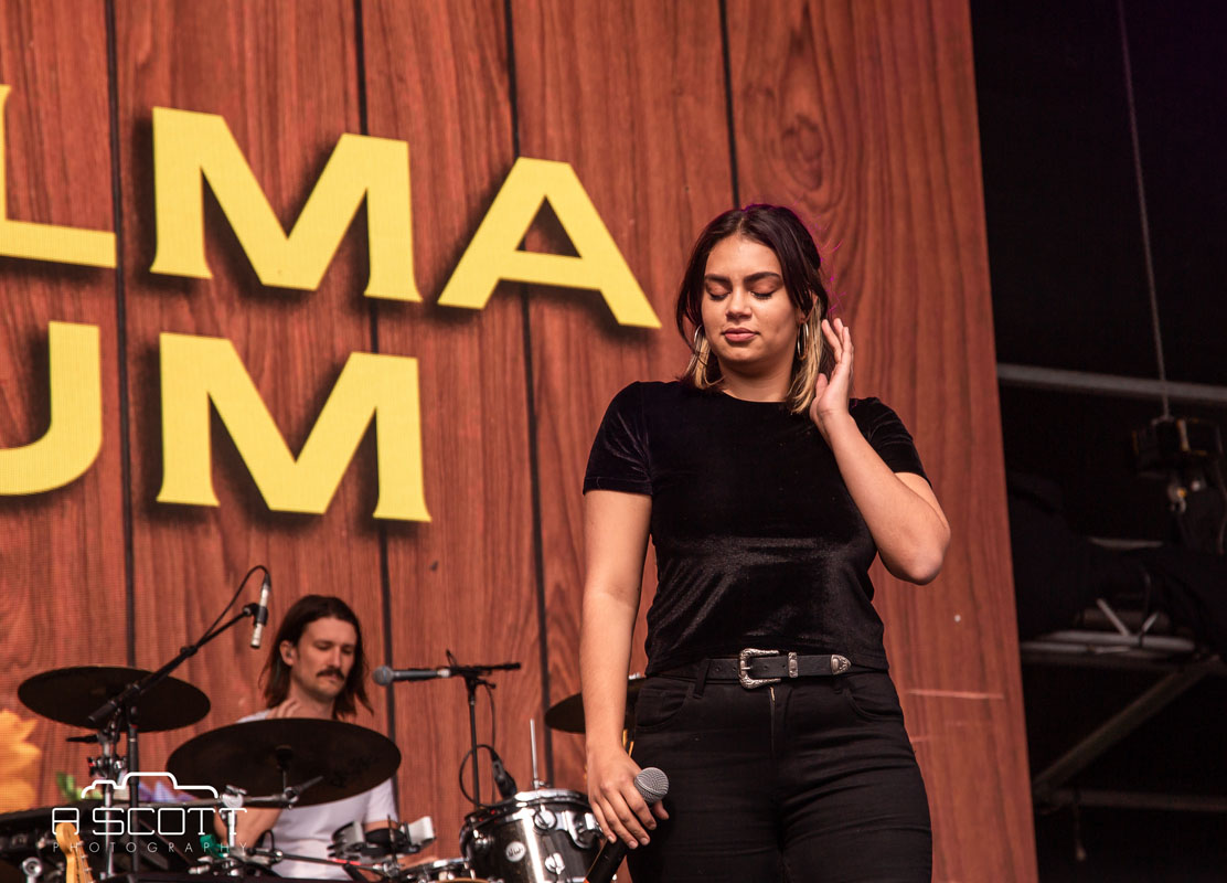 Thelma Plum @ Groovin The Moo, Maitland Showgrounds, Saturday 27 April 2019