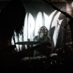 DZ Deathrays @ Cafe V lese, Prague, Monday 17 June 2019