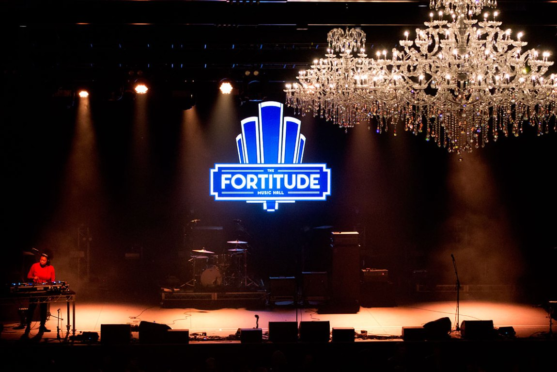 Fortitude Music Hall, Friday 26 July 2019