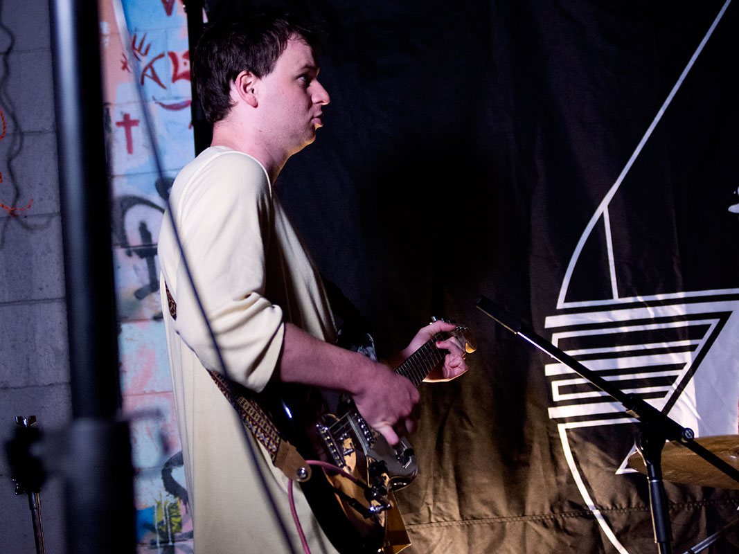 The Goon Sax @ 4ZZZ Car Park, Tuesday 3 September 2019
