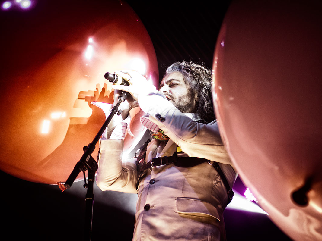 The Flaming Lips @ Fortitude Music Hall, Saturday 28 September 2019