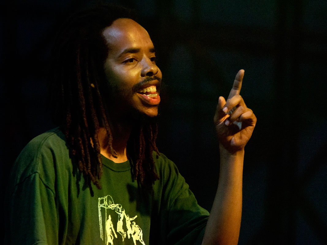 Earl Sweatshirt @ Laneway Brisbane, Saturday 1 February 2020