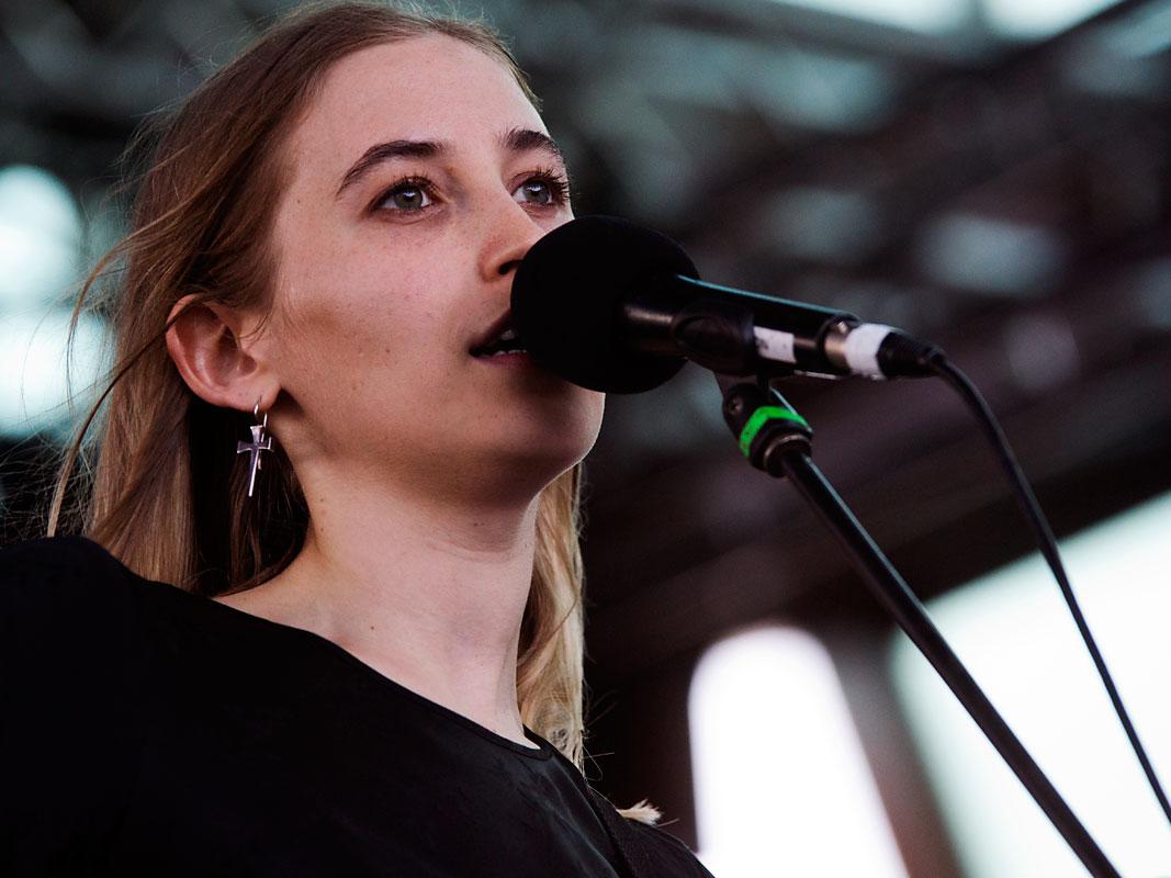 Hatchie @ Laneway Brisbane, Saturday 1 February 2020